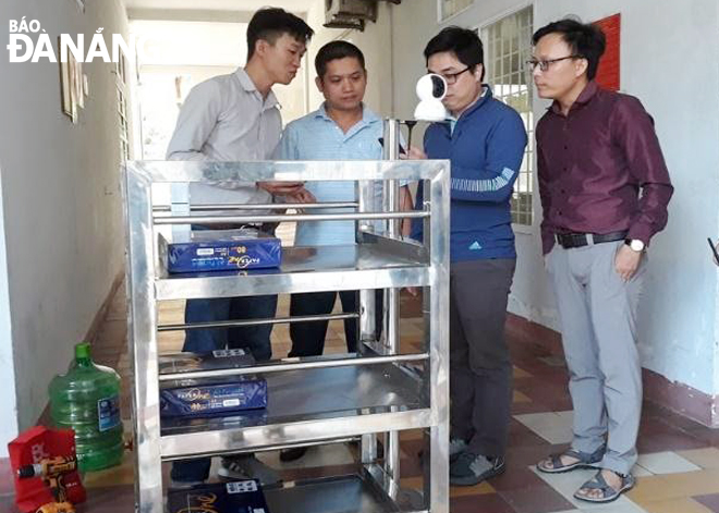Scientific and technological products prove highly effective for Da Nang's combat against coronavirus